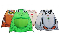 Wholesale Hot sale Toy Play tents play house Frog tent child tent game house tentanimal tent christmas gift ZP003