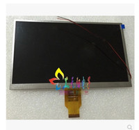 Wholesale Original new quot LCD display screen digitize panel SL101DH01FPC V0 for Ainol NUMY G AX10T Dual Core P HD Panel LCD