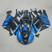 kawasaki zx6r fairings - Fairings For Kawasaki Motorcycle Fairing Kits Pieces Set ABS Motorcycle Fairings Injection Mould For Kawasaki Ninja ZX R