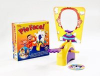Wholesale 2015 new Chrismas Gift Toys Pie face Children Novelty interest paternity toys for parent and Children in family