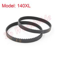 Wholesale 70 Teeth XL Type Black Rubber mm Belt Width XL Timing Pulley Belt