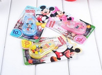 bearing tape - CORRECTION TAPE LOVELY MOUSE MICKY WINNE BEAR PRINCESS CARTON KOREAN CREATIVE STATIONERY STUDENT AWARDS M A LENGTH M kg