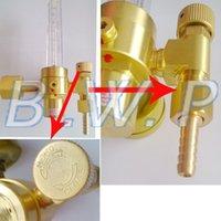 Wholesale CO2 Flow Meter Regulator Air Pressure CGA320 Inlet Thread For MIG Welding