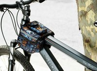 Wholesale Riding a mountain bike bag Front Tube Bag accessories bag phone bag before our building special equipment package Spring Style