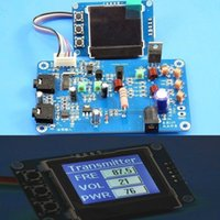 digital power station - 5W FM Transmitter Radio Station PLL Stereo MAX power W Digital frequency KITS