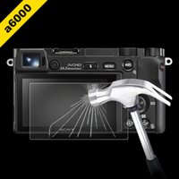 a5000 - Ultra thin mm Optical Glass LCD Screen Protector for Sony Alpha a6000 a5000 Anti scratch HD Display Anti broken