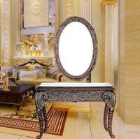 Wholesale Lai Sheng Xuan classical European outlook senior dresser dressing furnishings minimalist dresser dressing tables dressing table