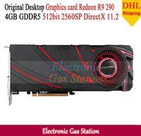 ati radeon dvi - Original Desktop Graphics Card Radeon R9 GB GDDR5 bit SP DirectX HDMI DVI DP