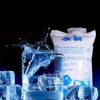 Wholesale 100pcs High quality ML Gel Ice Pack Cooler Bag For Food Storage Picnic Sport Ice Bag