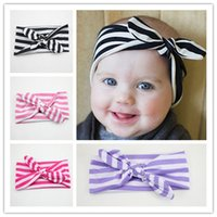 knit headband - Baby Headbands CHOOSE COLOR Girls Head wraps Baby Head wraps Jersey Knit Headwraps Baby Headbands Knott Headband