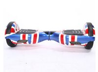 uk flag - 2015 Hottest UK Flag Self Balancing Scooter Smart Electri Unicycle Samsung mah Battery Fashion Graffiti Lambo Wheel inch Electric