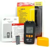 Wholesale WISE gm610 GM610 moisture meter wood moisture meter moisture tester inserted needle gm610