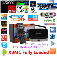 Cheap Quad Core android tv box Best Included 1080P (Full-HD) smart tv box