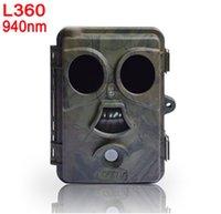 Wholesale Loreda L360 NM MP infrared hunting camera digital animal scouting wildview Trail Camera