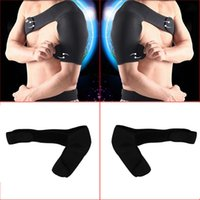 arm supports braces - Neoprene Brace Dislocation Arthritis Pain Magnetic Shoulder Support Strap right arm High Quality