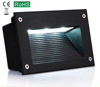 Wholesale Led wall lights buried light w foundation light Embedded light led stair light footfall park night light
