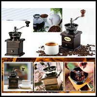 Wholesale New arrival High quality manual mill Coffee grinder coffee mill for sale