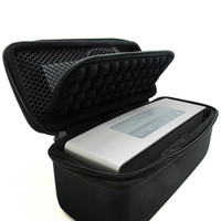 Wholesale High Quality Speaker Case Mini Wireless Bluetooth Speaker Hard EVA Outdoor Travel Case Protect Bag Pouch Box