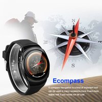 Wholesale Bluetooth Smart Watch Smartphone Mate Round Watch Health Partner Call Music Reminder Anti lost for Android ios