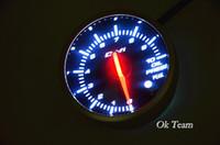 autogauge gauges - Universal Car Autogauge oil press PSI Pressure Vacuum Gauge Meter LED New OIL PRESS press Instruments