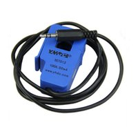 Wholesale Non invasive Split Core Current Transformer AC current sensor A SCT