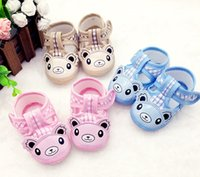 bear new shoes - Spring and summer fashion new cute teddy bear baby shoes soft bottom dispensing