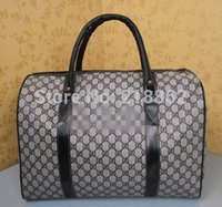 Wholesale Fashion large capacity luggage duffel bag womens overnight bags