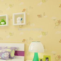 cheap microfiber environmentally friendly non woven wallpaper children boys and girls bedroom house paved princess buy environmentally friendly