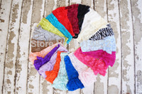 Wholesale Lace Leg Warmer Baby Leg Warmers Baby Lace Tights Baby Ruffle Leg Warmers Colors Available