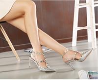Cheap Dance Shoes Best strap Rivets Shoes