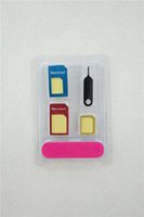 Wholesale Phone Metal Cato Nano Sim Restore Card Sets Small Card Turn Kcal In Universal Holder Slot Stick Device