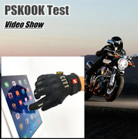 Wholesale Touch Screen Motorcycle Glove Racing Motorbike Gloves Light Windproof Cycling Riding Gloves Reflective