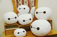 stuffed animal pillows - BIG HERO BAYMAX Stuffed Animals Plush Toys Cartoon Pillow Hot Sale