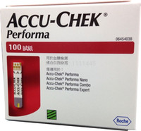 accu chek - Expiry ACCU CHEK Performa blood glucose Test Strips no coding chip Free Lancents