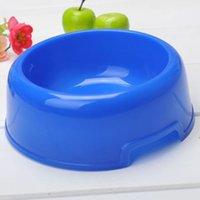 Wholesale Small Size Plastic Dog Feeding Bowl Pet Supplies LCCXJ409
