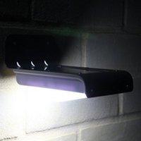 Wholesale New Arrival LED Solar Power Motion Sensor Garden Security Lamp Outdoor Waterproof Light