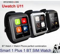 best compatible battery - Bluetooth Smartwatch U Watches Support SIM Card Best Sports Smart Watches U11 mAh Polymer Battery for All Cellphones