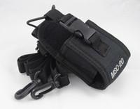 Wholesale MSC B portable Radio Case Holder for Icom Baofeng UV R RE RA PLUS TYT TH F8 Yaesu Vextex MSC C MSC D MSC A