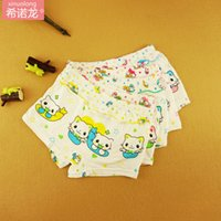 Wholesale 50Pcs Baby Girls Panties For Years Old Cartoon Cotton Lovely Cute Soft Underwear Children Briefs Calcinha Infantil