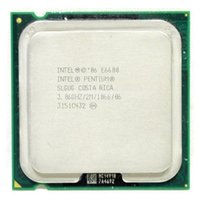 Wholesale Not a Brand New Intel Pentium CPU E6600 M Cache GHz MHz Socket SLGUG