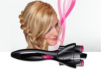 Cheap 20pcs TW1000E Twist Secret Multistyle Hair Curling Irons Hairstyling Tool Easy to Twist Your Hair