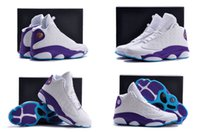 Cheap 3 Colours (With Box) New Model High Quality Retro 13 Rocket 3M Oreo Men's Basketball Sneakers Shoes