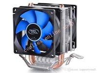 Wholesale CPU cooler fan heatpipe tower side blown Intel LGA AMD AM2 AM3 FM1 FM2 CPU radiator A3