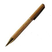Wholesale Unique Ballpoint Pens High Quality Office School Ballpoint Pen Bamboo Material New Arrival for Sale EB DJ15572