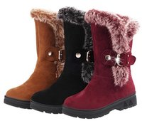 hook and loop fasteners - Short boots boots Europe and the United States the new flat flat waterproof Taiwan burr fastener fashionable joker knight boots for women s