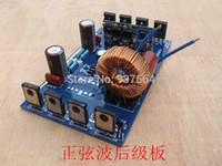 wave board - W Pure Sine Wave Inverter Power Board Post Sine Wave Amplifier Board DIY kit