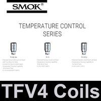 air temperature control - SMOK Temperature Control Series Coils Original Authentic smok TFV4 coil TF N2 Air TF Ti TF STC2 smok coils for smok tfv4 atomizer