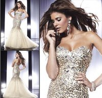 Cheap Zuhair Murad 2015 Stunning Long Diamonds Sequins Mermaid Celebrity Evening Dress With Sexy Sweetheart Backless Prom Gown Dresses Plus Size