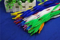 Wholesale Hot Multi Magic Waving Fuzzy Chenille Stems Kindergarden DIY Handcraft Materials for Creative Kids Education Toys ds231