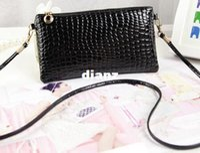 Wholesale Fashion Hot Women Lady PU Leather Hang bag Messenger Shoulder Hoho Purse Satchel Cross body Bag